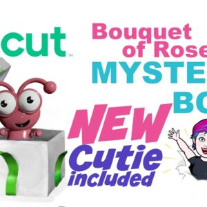 Bouquet of Roses Cricut Mystery Box