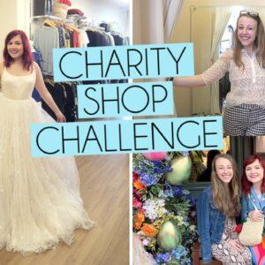 CHARITY SHOP £5 CHALLENGE FAIL!