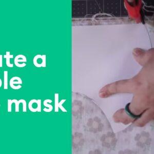 Create a Simple Face Mask