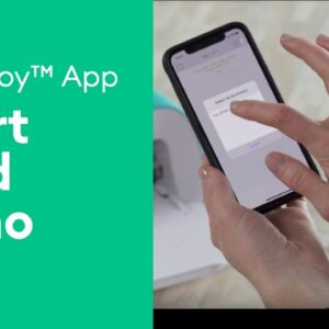 Cricut Joy™ App - Insert Cards