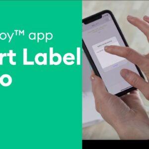 Cricut Joy™ App - Smart Labels