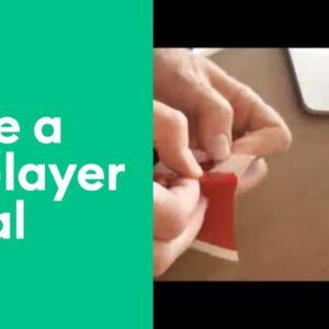 Cricut Joy™ - Make a Two-Layer Decal