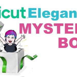 Cricut Mystery Box Elegance