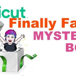 Cricut Mystery Box Fall
