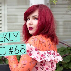 DANCE CLASS & COFFEE SHOP DAYS | Weekly Vlog #68