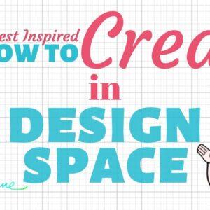 Free Cricut Design Space Class Pinterest Inspired