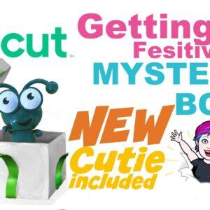 Getting Festive Cricut Mystery Box