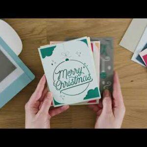 Homemade for the Holidays - Custom Holiday Cards