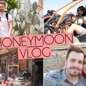 HONEYMOON IN MARRAKECH | Vlog #78
