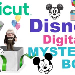How to get Disney Cricut Mystery Box