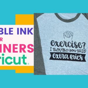 Infusible Ink for Beginners from Start to Finish | Thursday Night Live