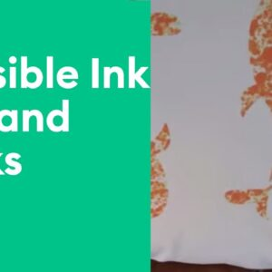 Infusible Ink Tips and Tricks