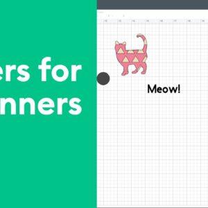 Layers for Beginners | Beginner Design Space Tutorial | Cricut™