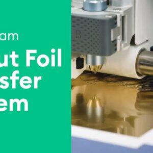 Livestream: The Cricut Foil Transfer System