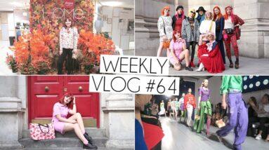 LONDON FASHION WEEK SS19   Weekly Vlog #64