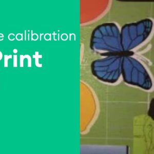 Machine Calibration: Print Then Cut
