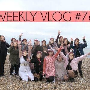 MY HEN WEEKEND IN BRIGHTON! | Weekly Vlog #76
