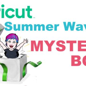 Summer Waves Cricut Mystery Box