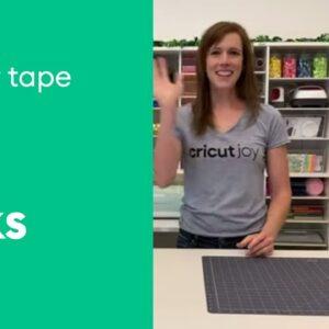 Transfer Tape Tips & Tricks