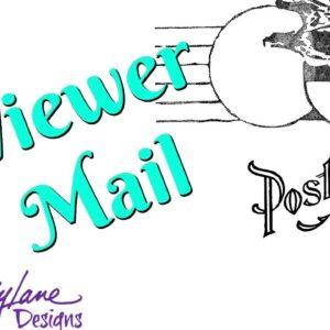 Viewer Mail November 2020