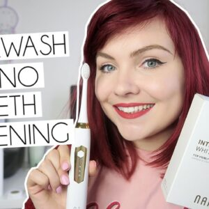 Whitewash Laboratories Teeth Whitening Product Un-Boxing & Review