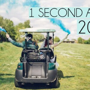 1 SECOND A DAY 2019