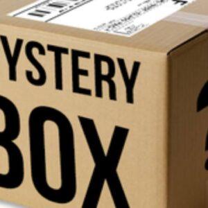 143 VINYL MYSTERY BOX UNBOXING!
