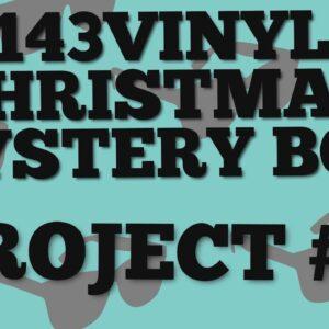 Acrylic blank ornament - Christmas Mystery Box - 143Vinyl
