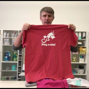 Learn to Make an Iron-on T-Shirt