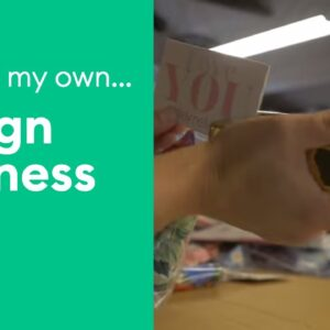 Starting my Own...Design Business