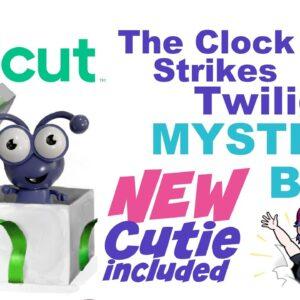 Cricut Mystery Box | The Clock Strikes Twilight Mystery Box [Cricut Cutie Included]