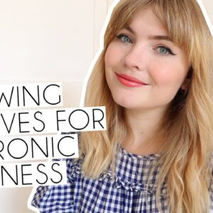 THE POSITIVES OF SEWING YOUR OWN CLOTHES IF YOU HAVE A CHRONIC ILLNESS
