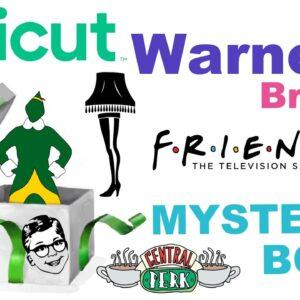 Warner Bros Digital Mystery Box by Cricut | Reveal Video