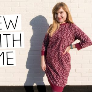 SEW WITH ME | TILLY & THE BUTTONS BILLIE DRESS