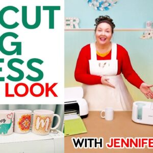 Cricut Mug Press First Look * How it Works to Make Pro Mugs in Minutes!