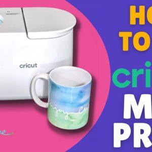 Cricut Mug Press - How to Use It | Melody Lane