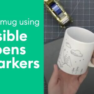 How to Make a Mug using Infusible Ink Pens & Markers