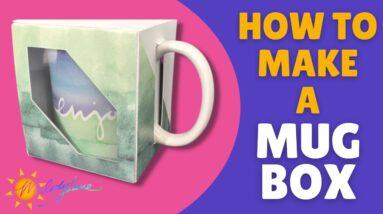 How to Make the Cricut Mug Box | Melody Lane
