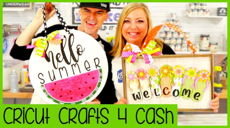 Cricut Crafts to Make and Sell