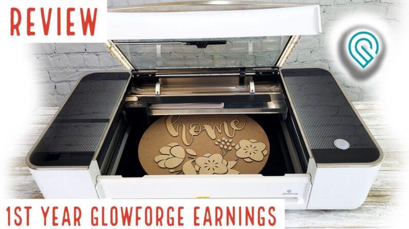 Glowforge Pro 1 Year Review