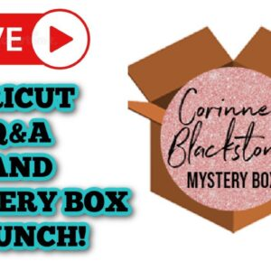 Live Q&A and mystery box launch! 📦