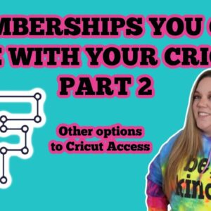 Memberships you can use with your Cricut - Creative Fabrica - Cricut Access - SVG sites