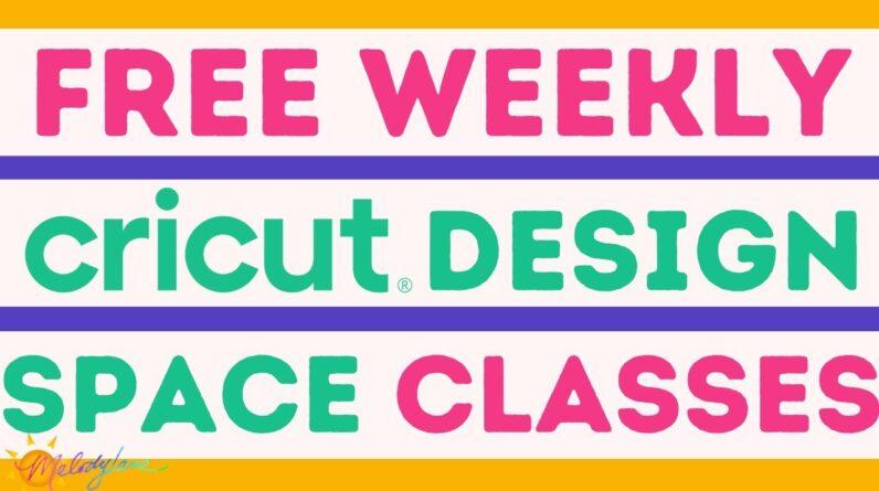 Cricut Design Space Class