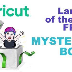 Cricut Mystery Box Land of the FREE