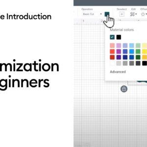 Customization for Beginners