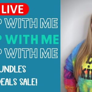 Design Bundles Dollar Deals! - Shop with me Live - June 2021