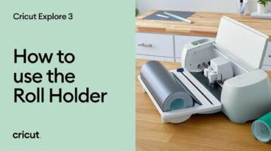 How to use the Roll Holder