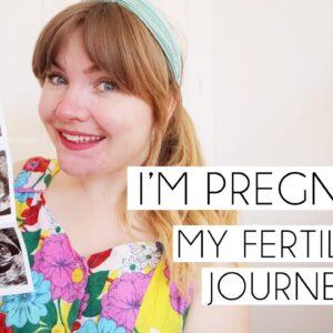 I'm Pregnant! | My fertility Journey, Health Update & Pregnancy So Far!