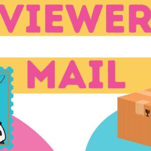 June Viewer Mail