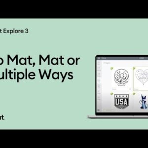 Learn to choose between No Mat, Mat or Multiple Ways